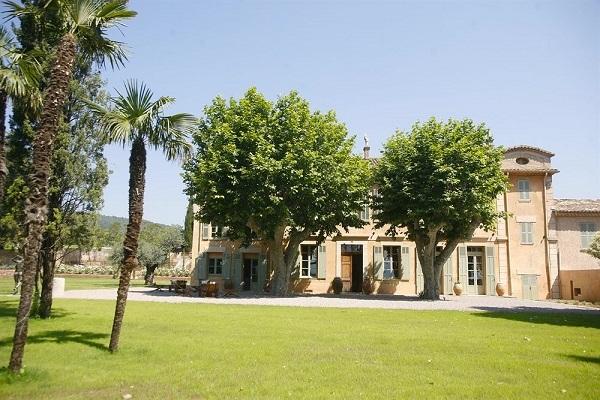 Chateau, Provence