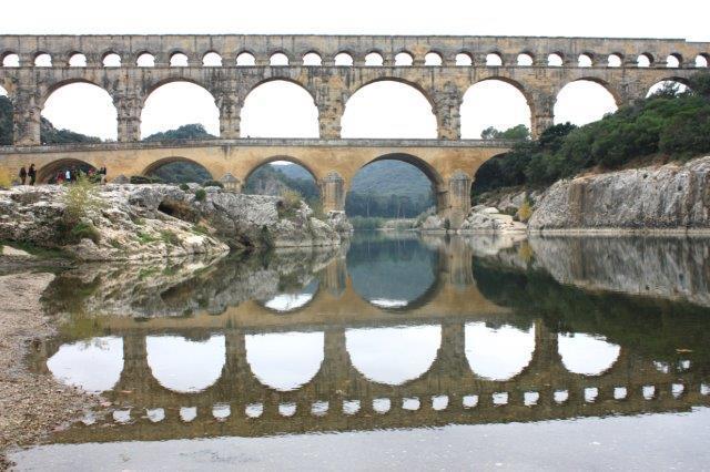 Pont du Gard UNESCO Heritage site