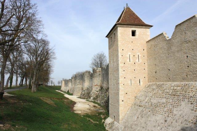 Provins UNESCO World Heritage site