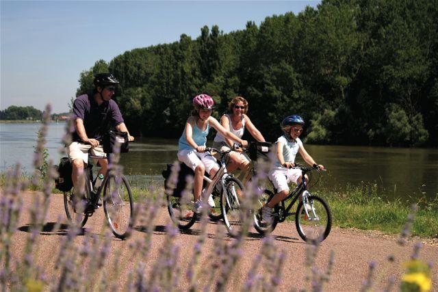 Cycling in Mayenne