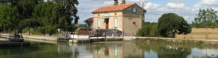 Cycling Canal du Midi