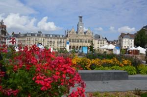 Hotel de Ville, St Quentin