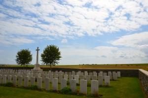 Trescault Cemetery