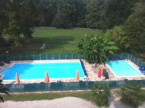 Pavillionpool, Dordogne