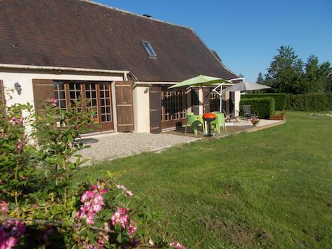 Les Charlottes gite Dordogne