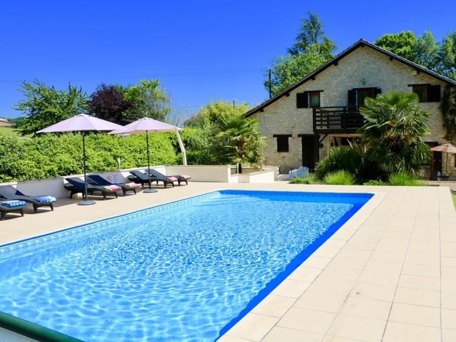 luxury dordogne villa