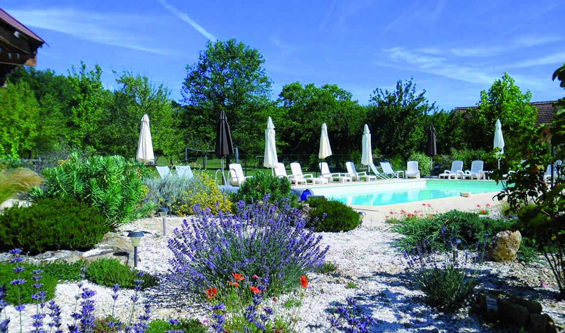 Dordogne family gite with pool