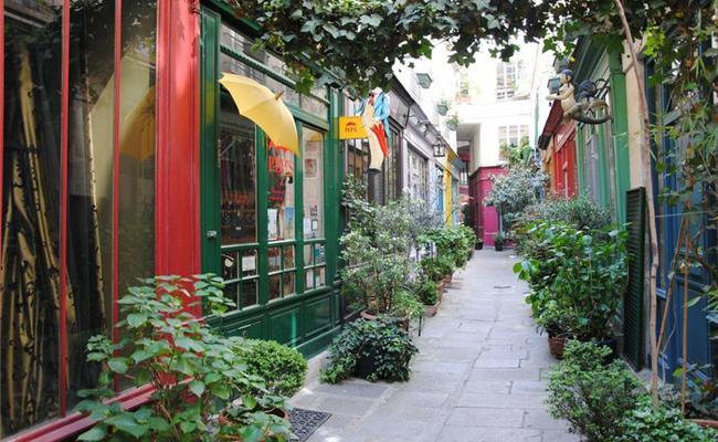 Paris Arcades
