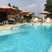 Gites la Foye, Charente, pool