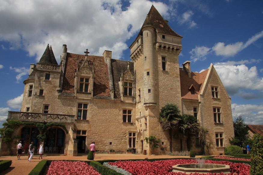 Milandes, Dordogne