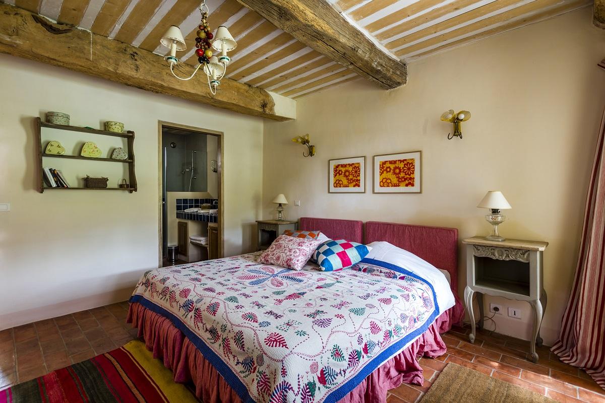 Hameau des Treimars bedroom