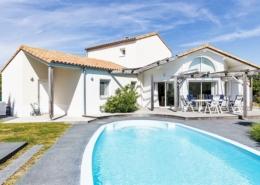 family holidays France villa