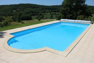 Vidalot Cottage, Lot et Garonne pool