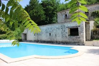 Vidalot Cottage, Lot et Garonne, pool
