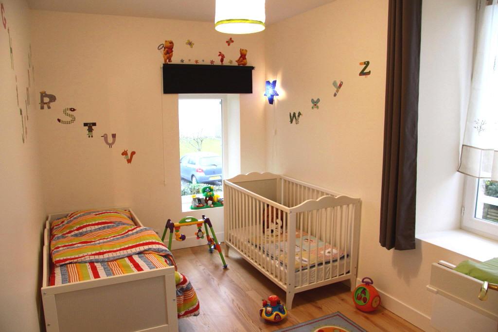 Gite la Ferme de Longues nursery