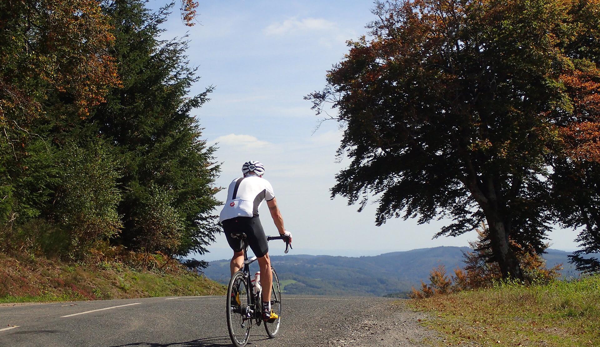 La Grange gite cycling holidays