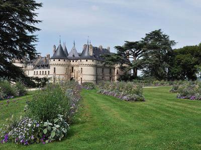 Chaumont-sur-Loire-Chateau