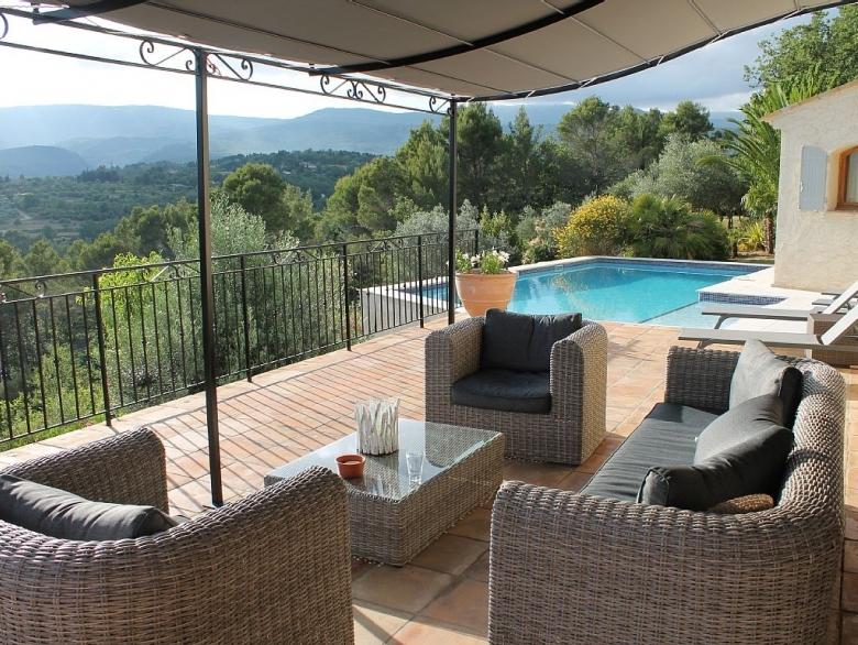 Villa Jacanda, Cote d'azur