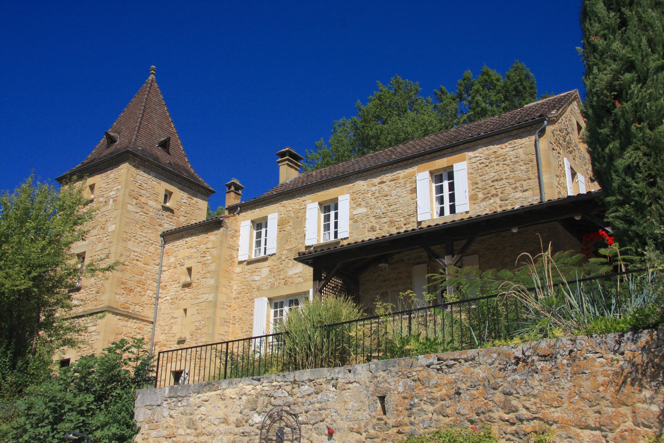 Dordogne villa
