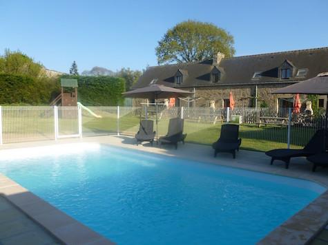 la grange gite pool Brittany