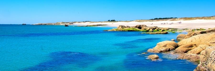 Best Brittany beach