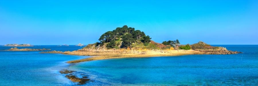 Brittany island