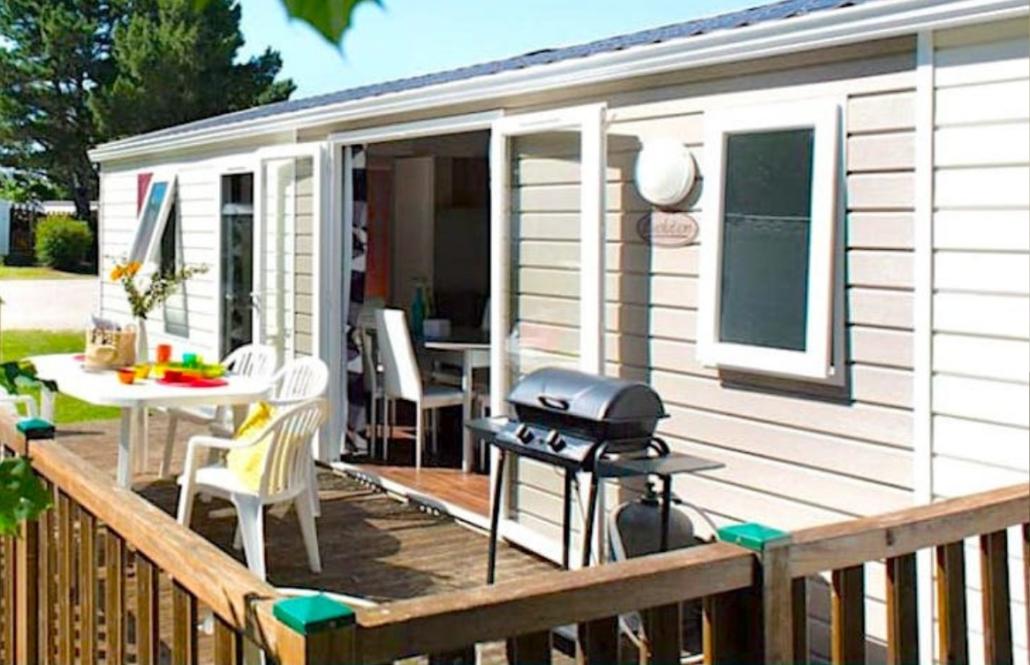 siblu mobile home exterior
